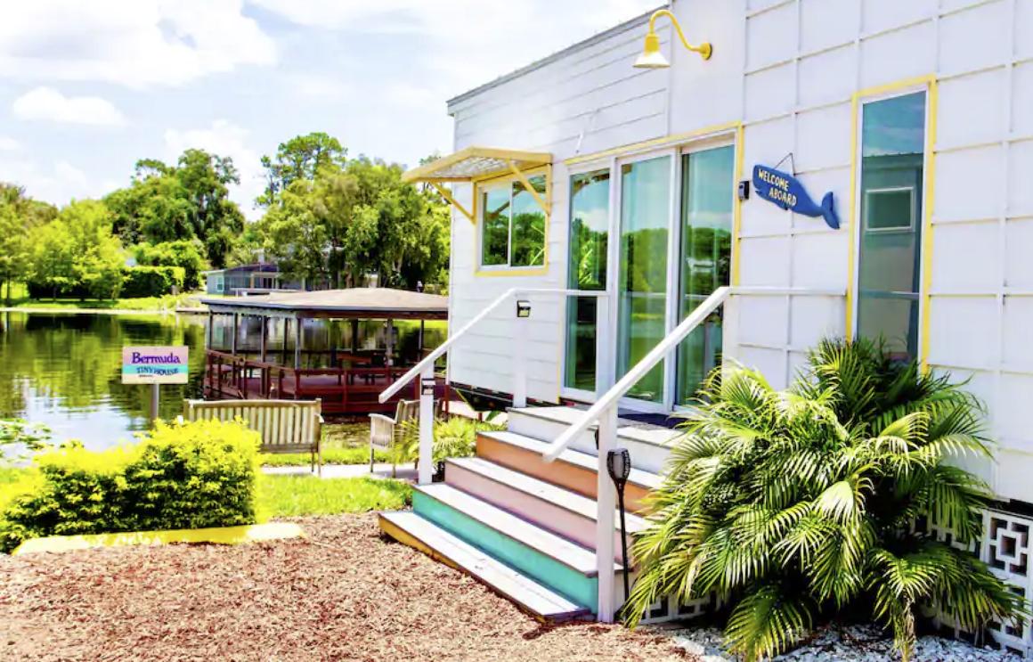white florida home