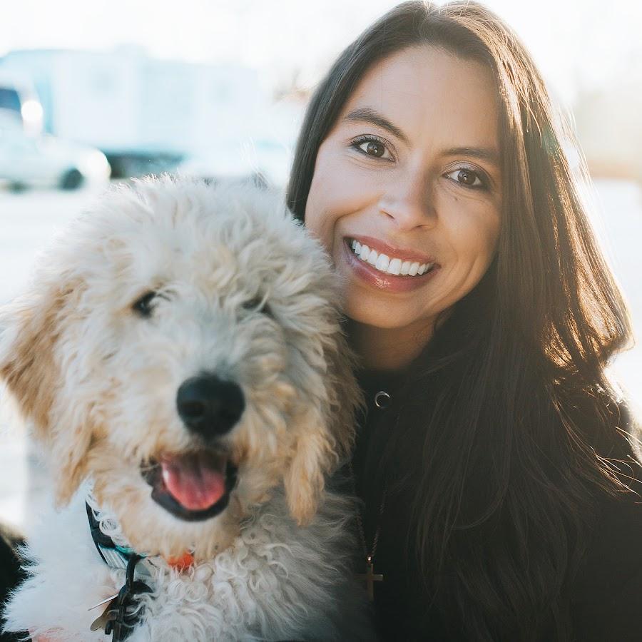 rachel fusaro and dog